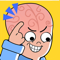 App Icon for Brain Games 3D App in United States IOS App Store