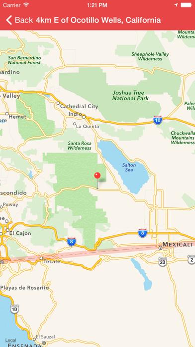 My Earthquake Alerts Proのおすすめ画像4