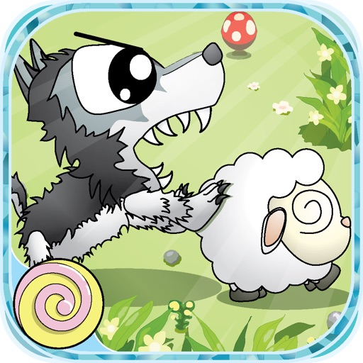 Sheepo Hunt - Ninja Wolf Rush