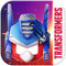 App Icon for Angry Birds Transformers App in Mexico IOS App Store