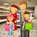 Shopping Mall- Stickman Family