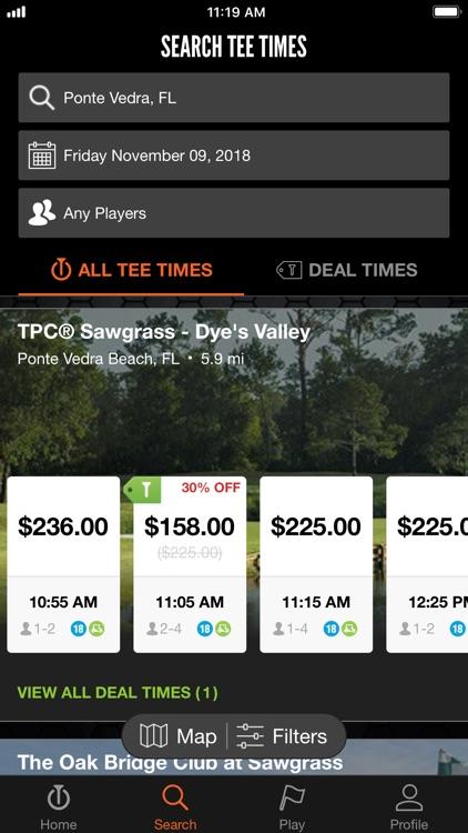 TeeOff by PGA TOUR