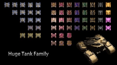Infinity Tank Battle screenshot 2
