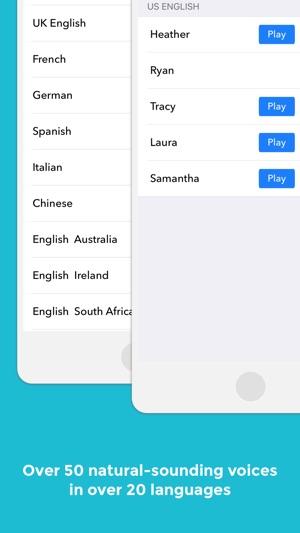 NaturalReader Text to Speech on the App Store