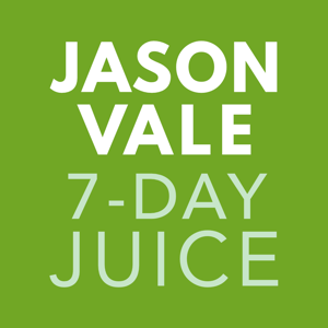 Jason's 7-Day Juice Challenge app