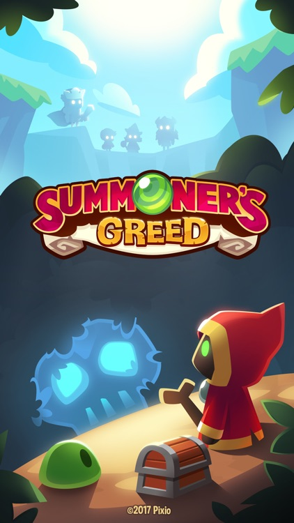 Summoner's Greed: Empire TD screenshot-6