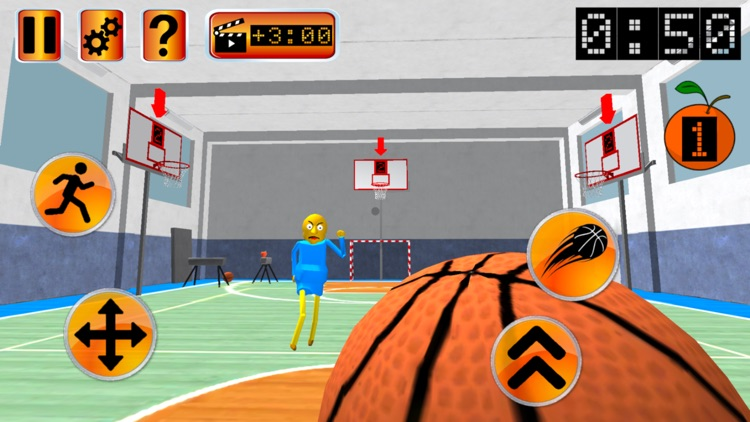 Basketball Basics with Baldy screenshot-5