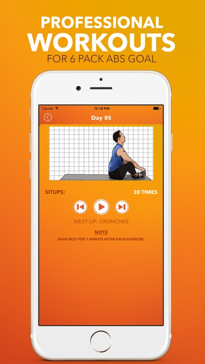 Six Pack Abs in 30 Days screenshot-6