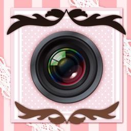 DecoBlend-Cute photo editor