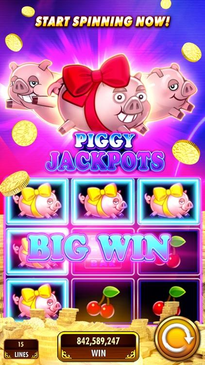DoubleDown™- Casino Slots Game screenshot-4