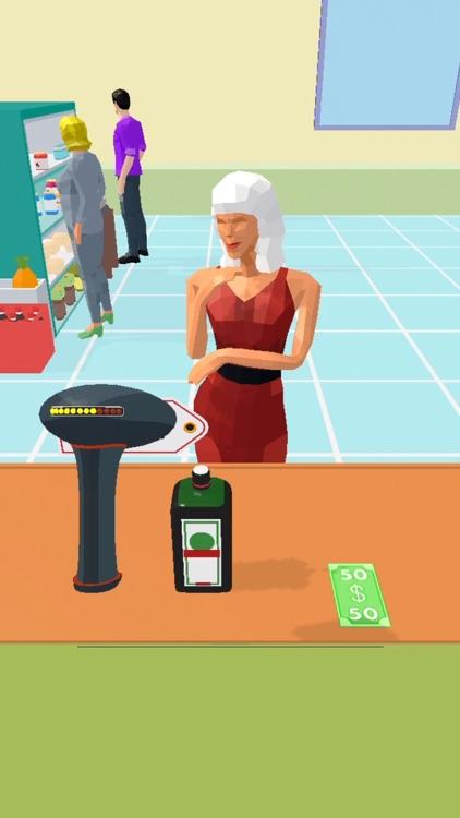 Cashier 3D screenshot-0