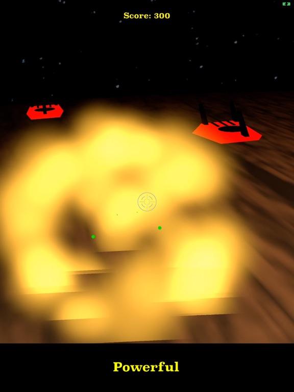Screenshot #5 pour Space Battle AR