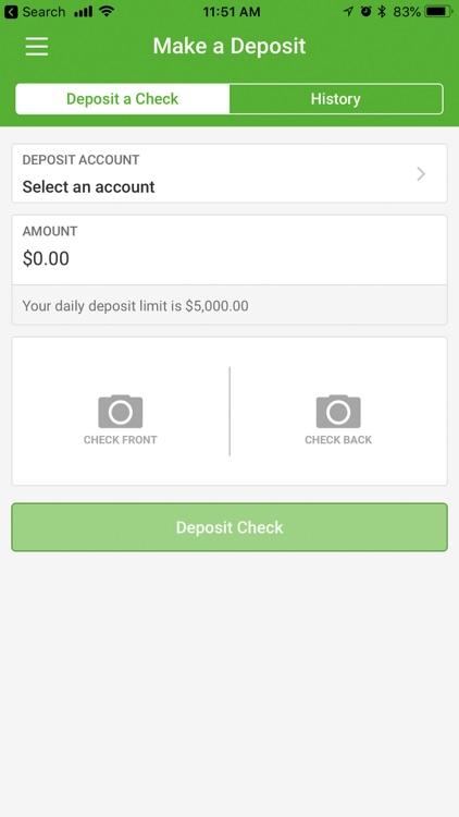 ICCU Mobile Banking screenshot-3