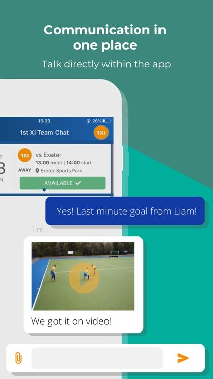 Teamo - Team Management screenshot-4