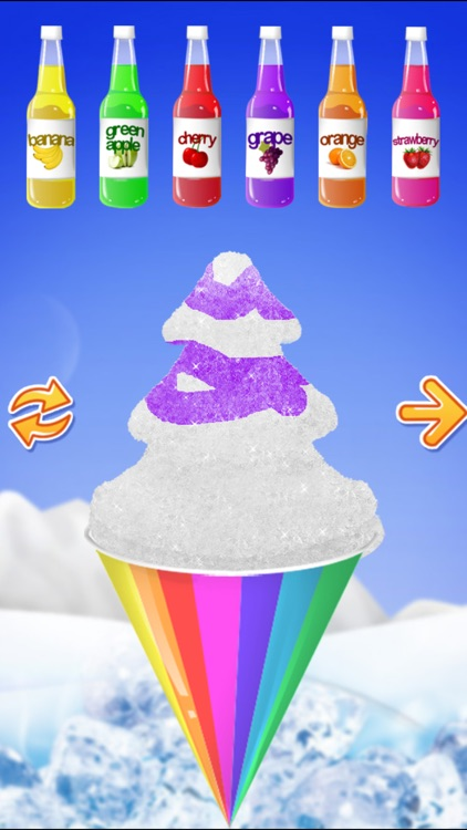 Snow Cone Maker -- Frozen Food screenshot-5