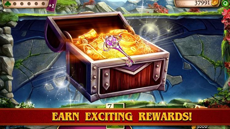 TriPeaks Solitaire Cards Queen screenshot-3
