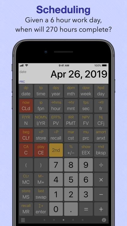 NeoCal Advanced Calculator screenshot-3