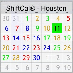 ShiftCal® for Houston Fire