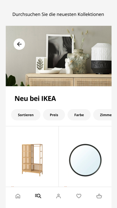 messages.download IKEA software