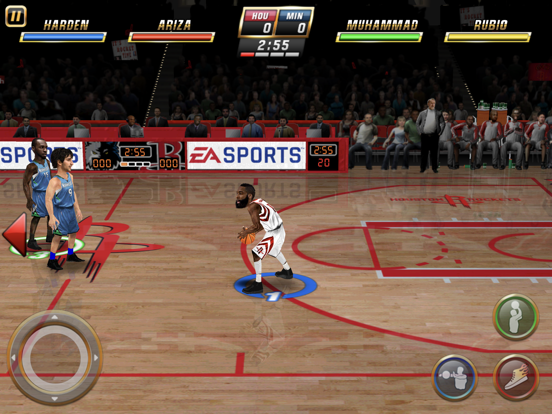 NBA JAM by EA SPORTS™ for iPadのおすすめ画像4