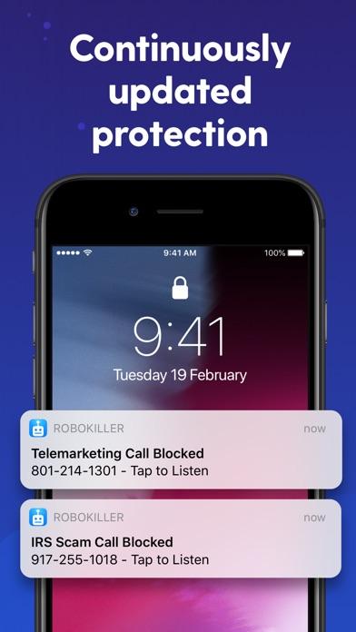 download RoboKiller: Spam Call Blocker apps 1