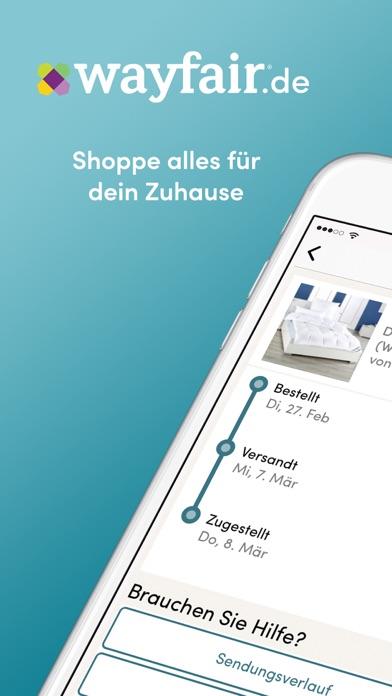 Herunterladen Wayfair für Android