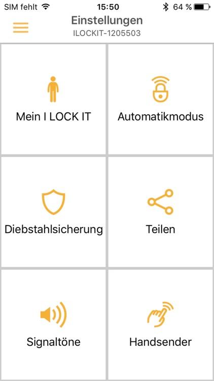 I LOCK IT The Smart Bike Lock screenshot-4