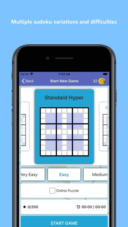 Sudoku - Logic puzzle game screenshot-5