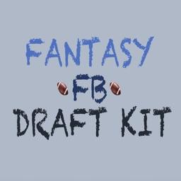 Fantasy FB Draft Kit