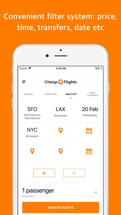Cheap Flights Ok! Flight Deals screenshot-4