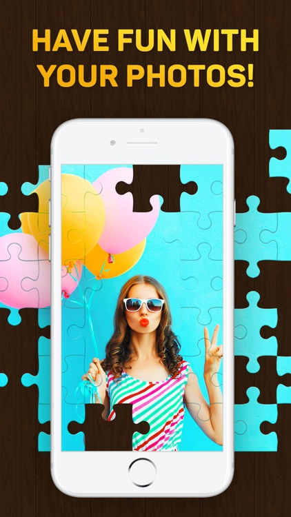 Jigsaw Puzzles for You screenshot-4