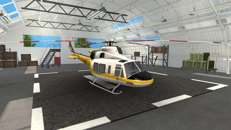 Helicopter Rescue Simulator screenshot-3
