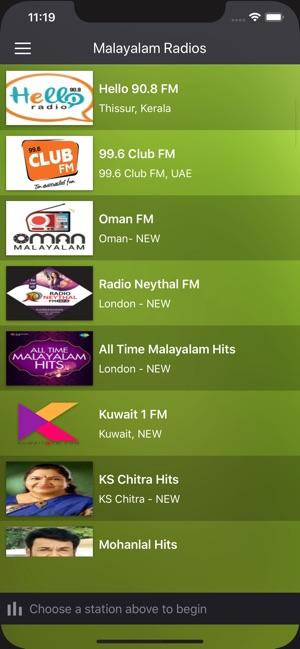 Malayalam Radio - India FM on the App Store
