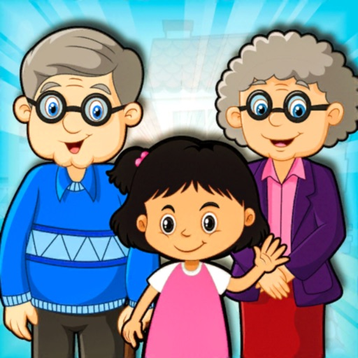 Pretend Play My Grandparents