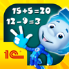 Фиксики. Математика для детей