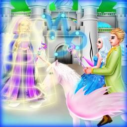 Real VS Fake Ice Princess