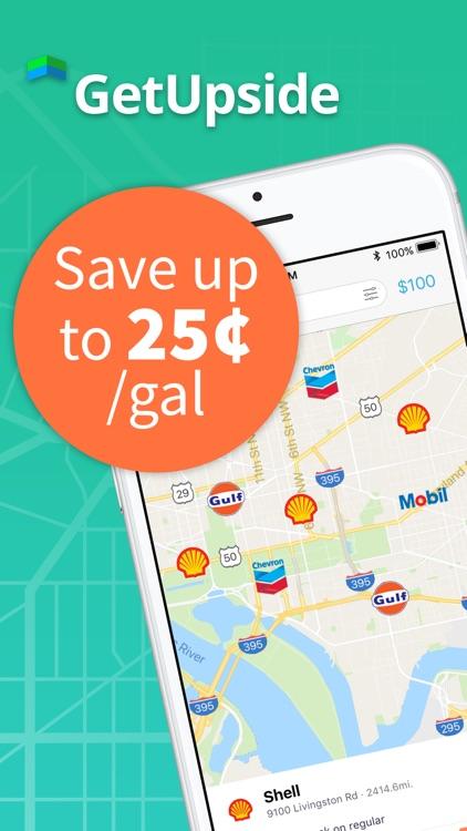 GetUpside: Earn Easy Cash Back