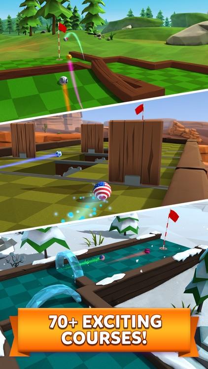 Golf Battle screenshot-4