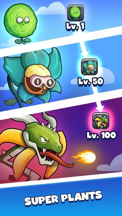 Merge Plants – Monster Defense screenshot 3