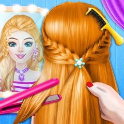 Fashion Braid Hair Cut Stylist