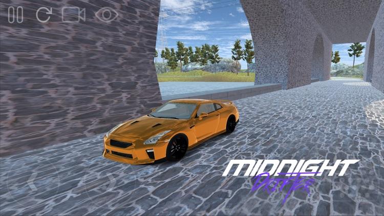 Midnight Drifter Online Race screenshot-6