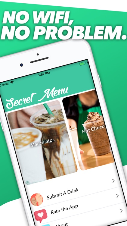 Secret Menu for Starbucks VIP screenshot-4