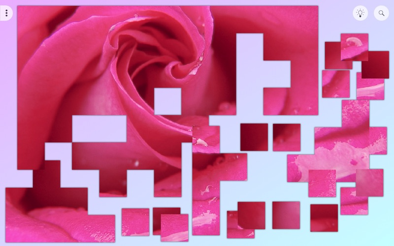 Pixelated Jigsaw for Mac