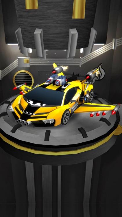 Chaos Road - Combat Racing screenshot-3