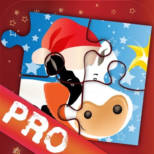 Pождественские пазлы: фермеPRO