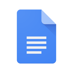 Ícone do app Documentos Google