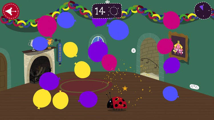 Ben and Holly: Party screenshot-4