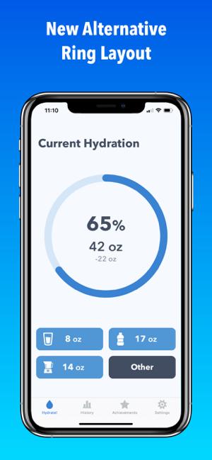 WaterMinder® Screenshot