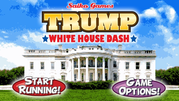 Trump White House Dash