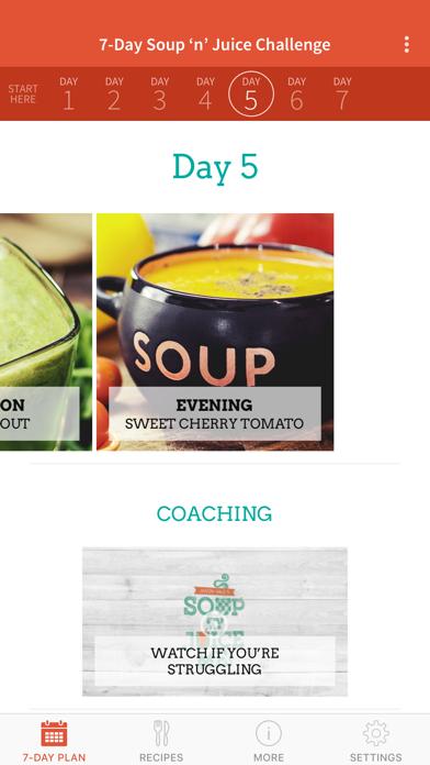 Jason's Soup + Juice Challengeのおすすめ画像2